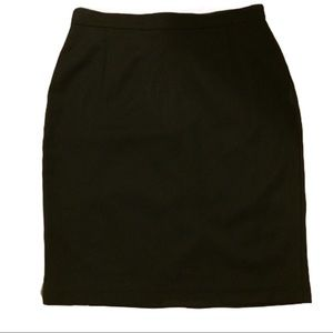 Nygard Collection Petites wool/laine Skirt Size 12